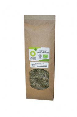 Organic Coltsfoot Leaf 50gm